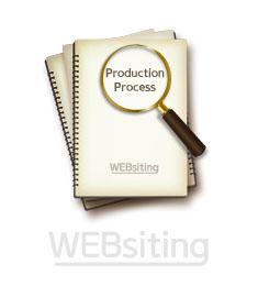 홈페이지 제작절차 안내<br />Production process