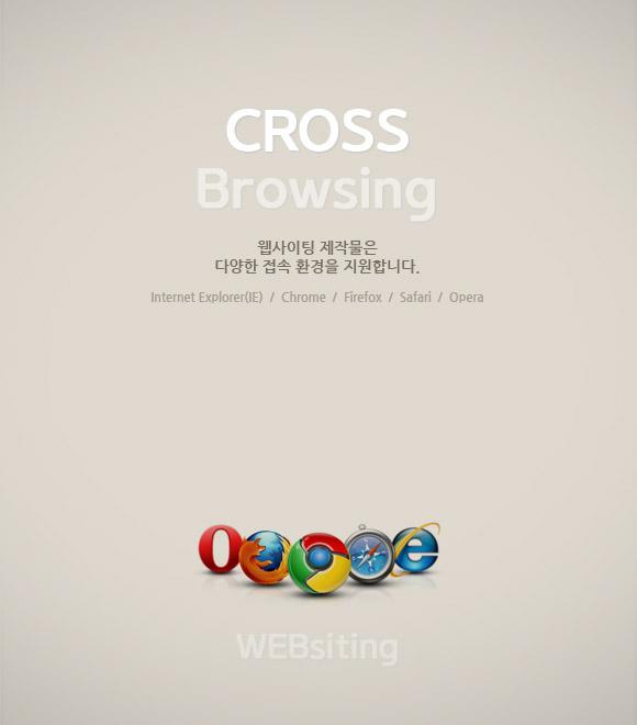 크로스 브라우징<br />Cross Browsing